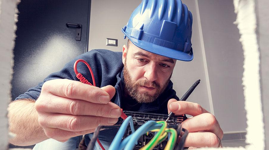 Anlita en elektriker i Stockholm